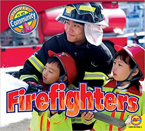 Book Firefighters (People in My Community)