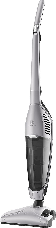 Electrolux EUEL75IGM Sin bolsa Gris 1,5 L 550 W - Aspiradora escoba (Sin bolsa, Gris, 1,5 L, CE, Secar, Ciclónico): Amazon.es: Hogar