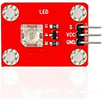 Hidream Keyes Pirhana LED Blue Light Module With Soldering Pad-hole For Arduino