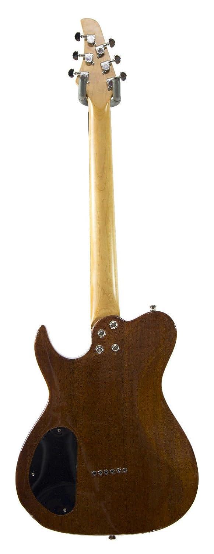 Color de la guitarra eléctrica Tele por QUINCY (estilo japonés): Amazon.es: Instrumentos musicales