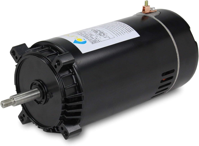 Pureline 3/4 H.P Pool Motor Round Flange 56J - PL1072