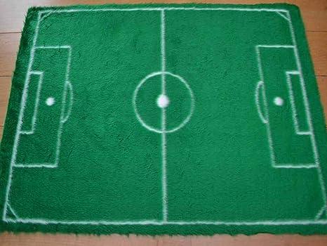 Tappeti Per Bambini Campo Da Calcio : Rugs supermarket tappeto antiscivolo con disegno di campo da