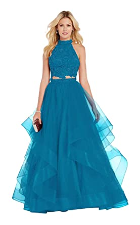 ecf5b71b34b8 Image Unavailable. Image not available for. Color: Alyce Paris 60365 Two  Piece ...
