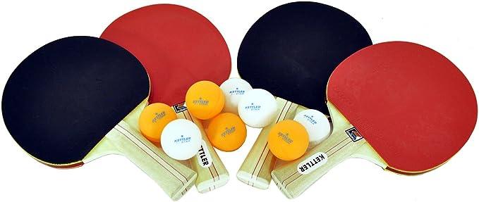 Amazon.com: Kettler Advantage paquete para tenis de mesa en ...
