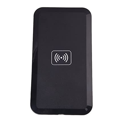 SODIAL (R)cargador Wireless Qi energia Cargador Pad para Samsung Galaxy S3 S4 Note3