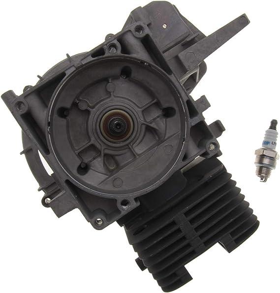 Jardiaffaires Motor Completo Adaptable para desbrozadora Stihl FS120: Amazon.es: Jardín