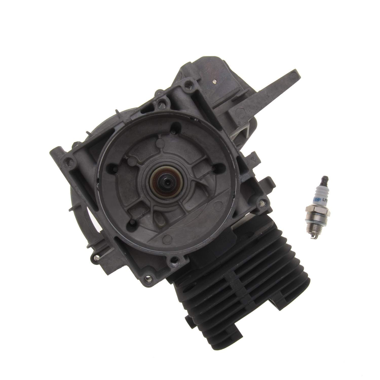 Jardiaffaires Motor Completo Adaptable para desbrozadora Stihl ...
