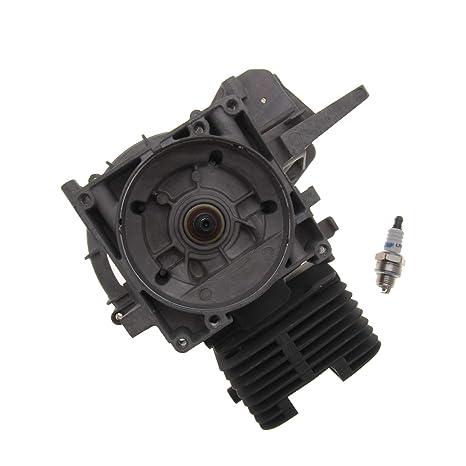 Jardiaffaires Motor Completo Adaptable para desbrozadora ...