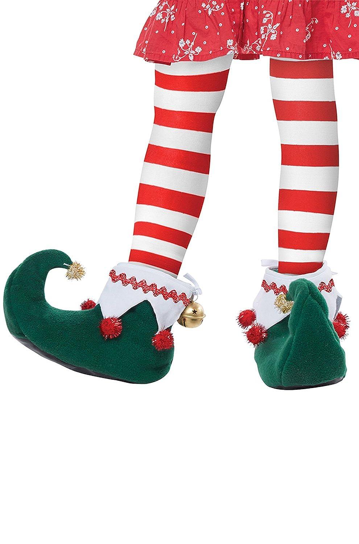 California Costumes Child Elf Shoes-Medium CCC-60728