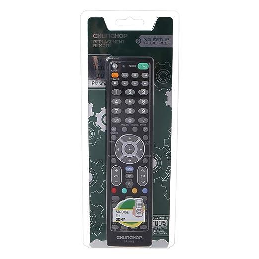 Anjuley - Mando a Distancia Inteligente para televisor Sony ...