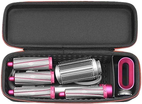 Yuhtech Bolsa de almacenamiento de viaje para Dyson Airwrap Styler Accesorios para rizadores de pelo: Amazon.es: Deportes y aire libre