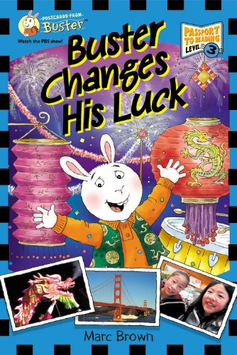 Read Online Postcards From Buster: Buster Changes His Luck (L3): First Reader Series (Passport to Reading Level 3: Postcards from Buster) ebook