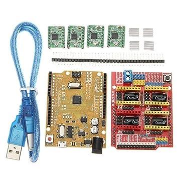 NO BRAND Accesorios componentes For Arduino Impresora 3D ...