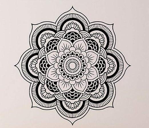 Venta Caliente Pegatinas De Pared Mandala Adorno De Yoga ...