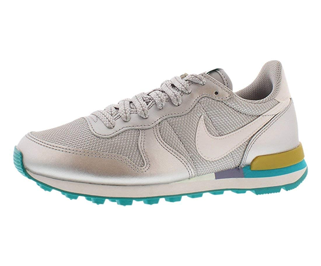 Nike Internationalist Mens Womens Running Shoes Beige Black