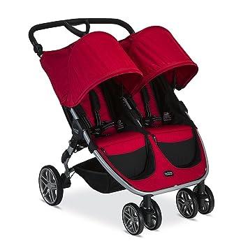 Amazon.com   Britax 2017 B-Agile Double Stroller 7515b0b4e1f