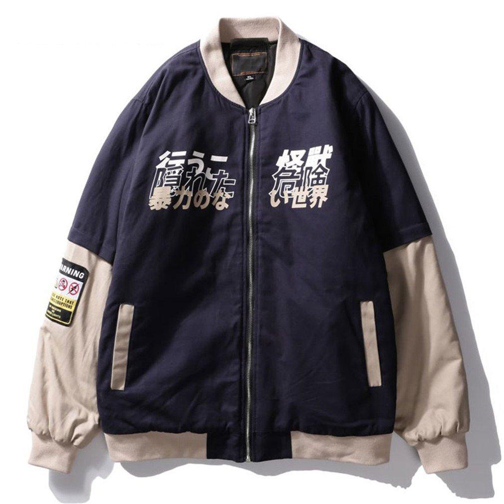 Men's Clothing Coats & Jackets Rational Men's Gray Xios Full Zip Track Jacket Size M-l