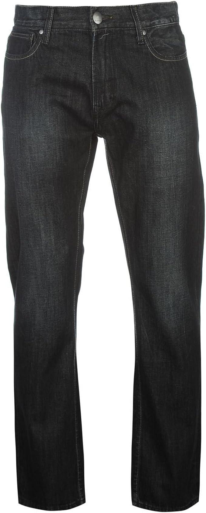 Firetrap Tokyo Jeans Denim Mens Gents
