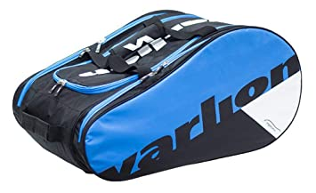 Varlion Ergonomic Azul - Paletero de pádel, Unisex Adulto, Azul ...
