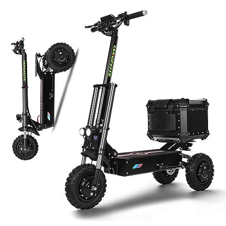 SSCJ Scooter eléctrico 3000W Potencia Alta Vespa Inteligente ...