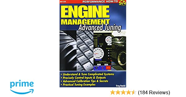 Engine management advanced tuning greg banish 9781932494426 engine management advanced tuning greg banish 9781932494426 amazon books fandeluxe Image collections
