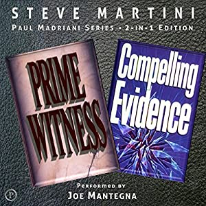 Compelling Evidence & Prime Witness Audiobook
