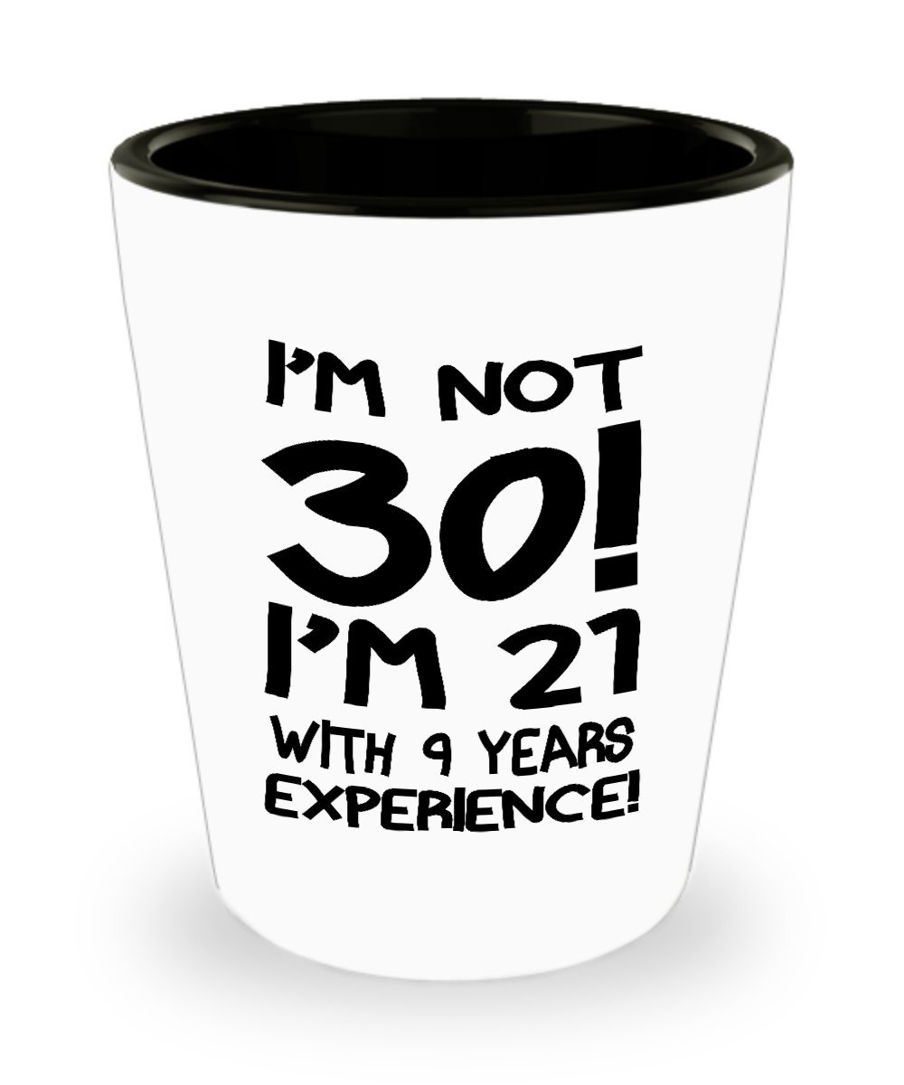 Amazon Age Shot Glass