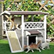 Petsfit-2-Story-Outdoor-Weatherproof-Cat-House-Cat-Condo