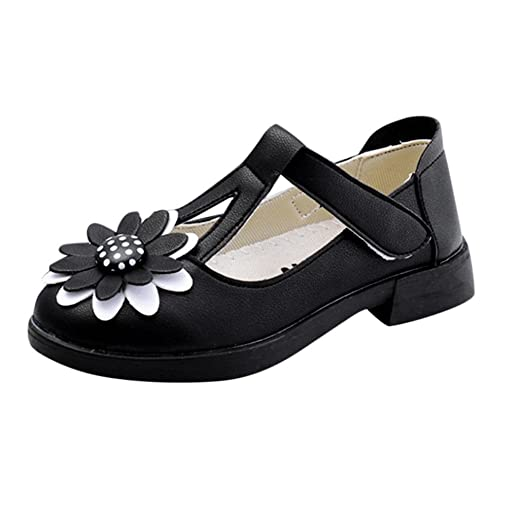 Amazon Lngry Shoestoddler Kids Baby Girls Dual Sunflower
