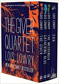 amazoncom the giver quartet boxed set 8601419654321