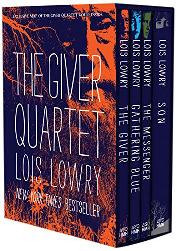 Blu Hanging (The Giver Quartet boxed set)