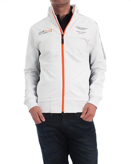 Chaqueta Hackett Aston Martin Reflective Blanca XL Blanco: Amazon.es: Ropa y accesorios
