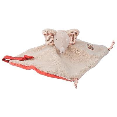 Moulin roty - Moulin Roty Les Papoum doudou éléphant