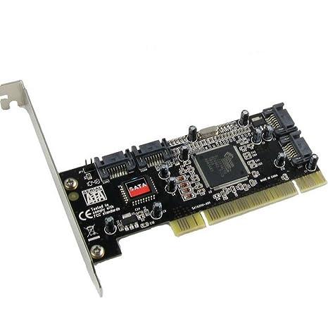 Amazon.com: PCI SATA internal Puertos tarjeta controladora ...