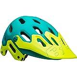 Bell Super 3 MIPS Cycling Helmet - Matte Emerald/Retina Sear Small