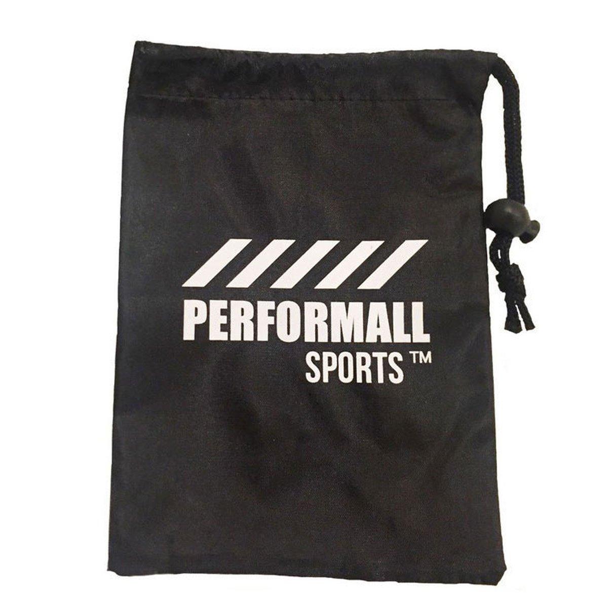 performallスポーツ巾着ポーチバッグ10インチx 8インチ B07DM9VNVK