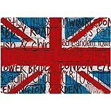 Grupo Erik Editores tseh261–Sous-mainscolaire avec motif Londres