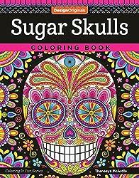 Sugar Skulls Coloring Book (Coloring Is Fun)