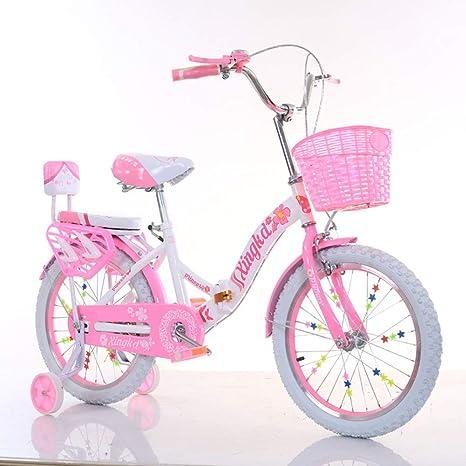 SYCHONG Bicicletas, Marco Plegable, Doble Freno, Chica De La ...