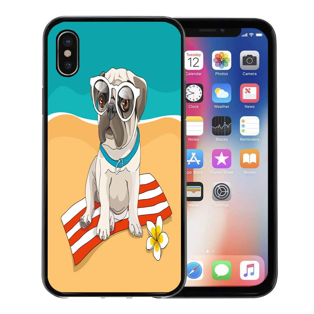 Amazon Com Semtomn Phone Case For Apple Iphone Xs Case