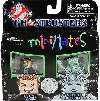 Amazoncom Ghostbusters Exclusive Minimates Mini Figure 2pack