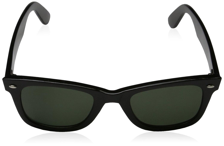 50 Nero Sunglasses Istanbul Occhiali da Sole Black G15 001