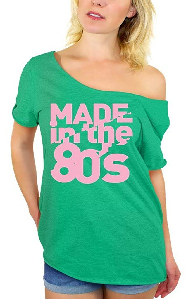 35b29d9a0dc *OFF SHOULDER T-SHIRT CAN BE WORN OFF EITHER SHOULDER OR WORN CENTERED FOR  JUST A PEEK OF BOTH SHOULDERS.