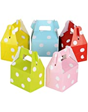 50pcs Party Favors Gift Boxes Baby Shower Sweet Candy Boxes for Wedding Birthday Party