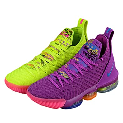 new product cfdcd 7d5d8 Amazon.com | Mens Synthesis Sneaker Shoes Lebron 16 ...