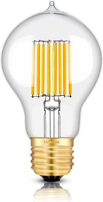 DIMMABLE EDISON AMPOULE À ÉCONOMIE D/'ÉNERGIE 8//16W AMPOULE À FILAMENT LED LAMPE