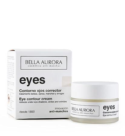 Amazon.com: BELLA AURORA EYES CONTORNO DE OJOS CORRECTOR ...