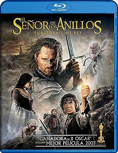 El Señor De La Anillos 3 (Ed. Cinematografica) (Bd) [Blu-ray]