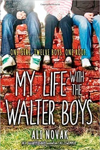 My Life with the Walter Boys book cover