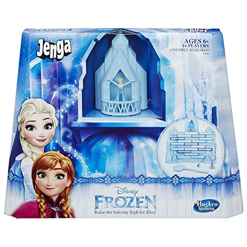 Hasbro Jenga: Disney Frozen Edition Game